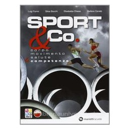 SPORT & CO. +QUAD.ATTIVO +LIBRO DIGITALE