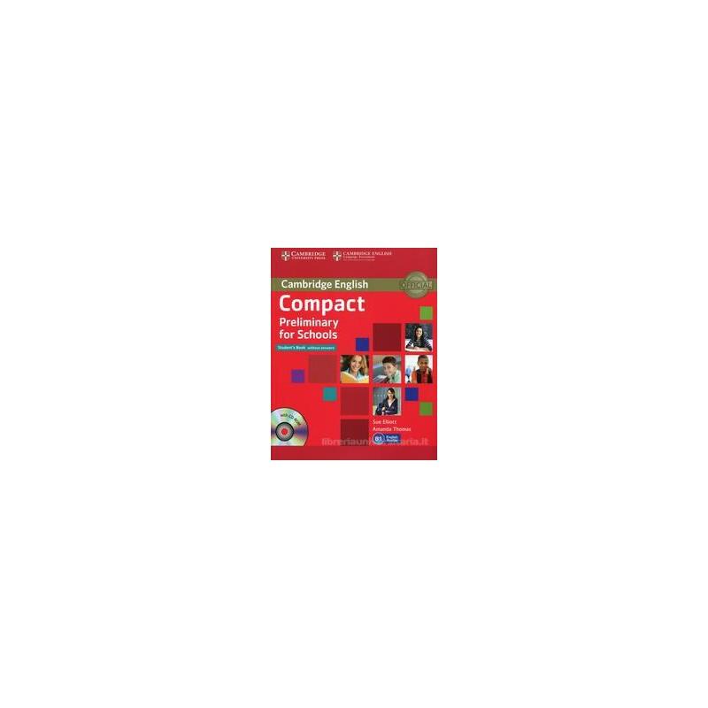 COMPACT PRELIMINARY FOR SCHOOLS, SB +CD