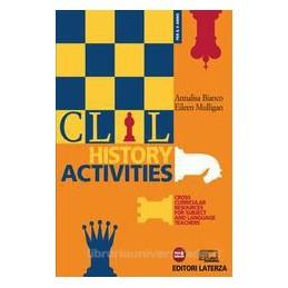 CLIL HISTORY ACTIVITIES X 5 +PDF