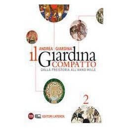 GIARDINA COMPATTO 2  PREIST ANNO MILLE