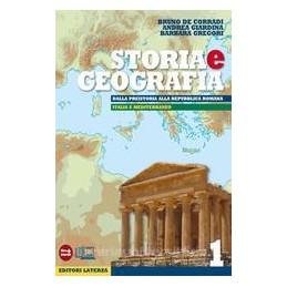 STORIA E GEOGRAFIA 1  PREIST REP.ROM.