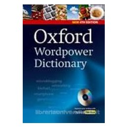 OXFORD WORDPOWER DICTIONARY 4 ED.+CD ROM