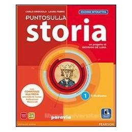 PUNTO SULLA STORIA 1 V.UN. +COMPET. +ITE