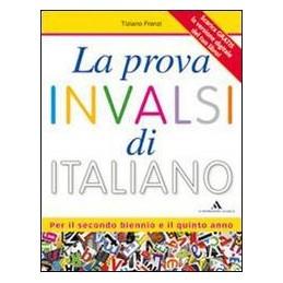 PROVA INVALSI DI ITALIANO X TR