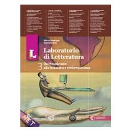 LL LABORATORIO DI LETTERATURA 3+GUIDA