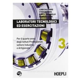 LABORATORI TECNOLOGICI E ESERCITAZIONI 3