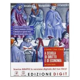 A SCUOLA DI DIRITTO E DI ECONOMIA +COMP.