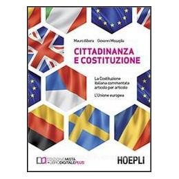 CITTADINANZA E COSTITUZIONE X TR LIC.