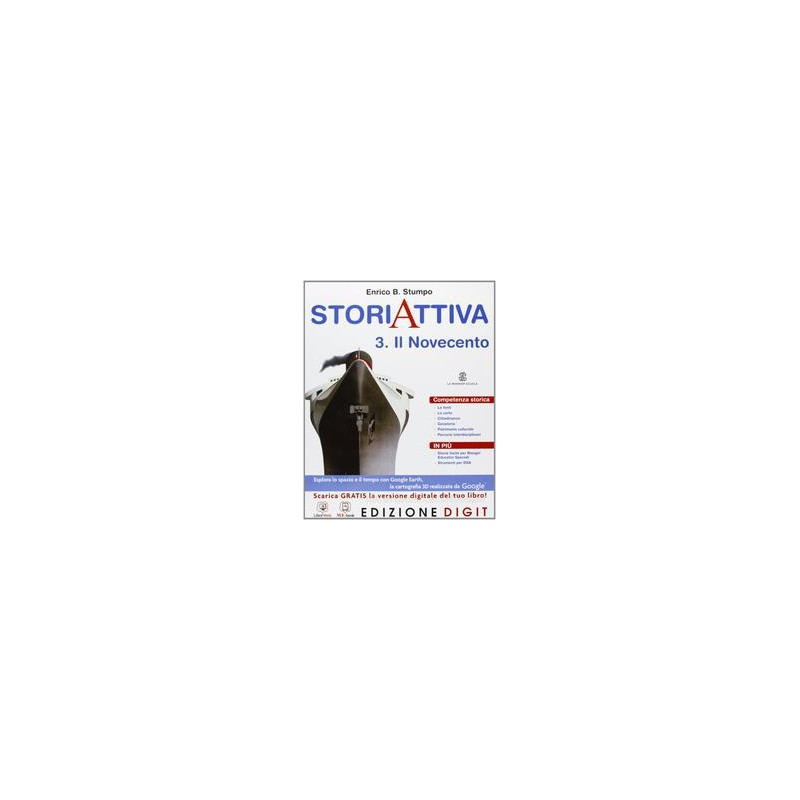 STORIATTIVA 3 +RISORSE DIGITALI