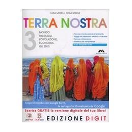 TERRA NOSTRA 3 +GEOSTORIA +RISORSE DIGIT