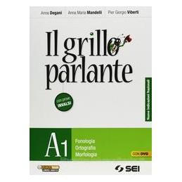 GRILLO PARLANTE (A1 +A2 +B +C +S) +CD