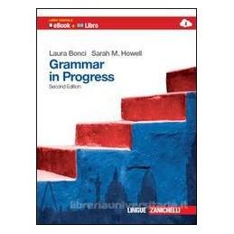 GRAMMAR IN PROGRESS  2 ED.