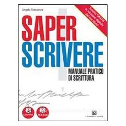 SAPER SCRIVERE +RISORSE DIGITALI