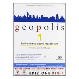 GEOPOLIS 1 +ATLANTE GEOSTORICO +RIS.DIG.