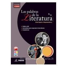 PALABRAS DE LA LITERATURA +LIBRO DIGITAL