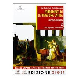 FONDAMENTI DI LETTERATURA LATINA  2 +RIS