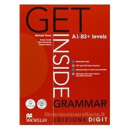 GET INSIDE GRAMMAR +EXAM PRACTICE +DVD