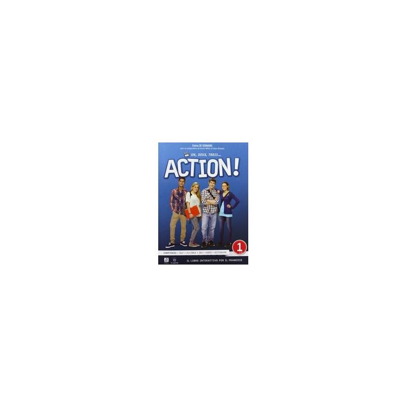 UN DEUX TROIS... ACTION! 1 +DVD