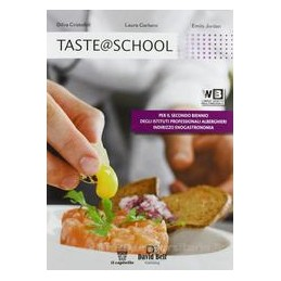 TASTE @ SCHOOL +CD X 3,4 IPSAR
