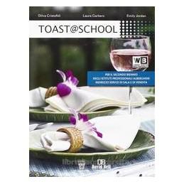 TOAST @ SCHOOL +CD X 3,4 IPSAR