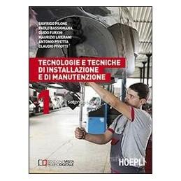 TECNOLOGIE E TECNICHE INSTALL.E MANUT.1