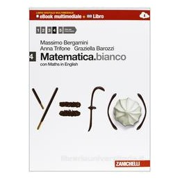 MATEMATICA BIANCO 4 +EBOOK