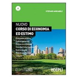 NUOVO CORSO DI ECONOMIA ED ESTIMO X 4,5