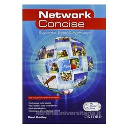 NETWORK CONCISE +WB +MY DIGITAL BOOK +CD
