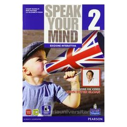 SPEAK YOUR MIND 2 SB & WB +ITE