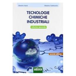 TECNOLOGIE CHIMICHE INDUSTRIALI  2 X 4