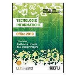 TECNOLOGIE INFORMATICHE OFFICE 2010 X BN