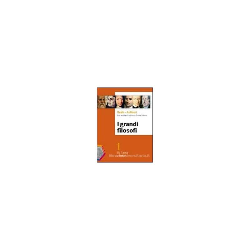 GRANDI FILOSOFI 1  TALETE HEGEL +EBOOK