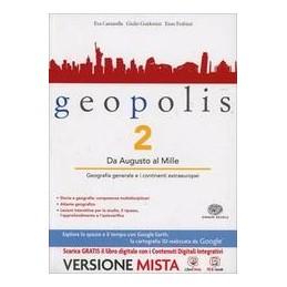 GEOPOLIS 2 +ATLANTE GEOGRAFICO +RIS.DIG.
