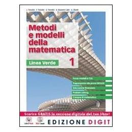 METODI E MODELLI DELLA MATEMATICA 1 VERD