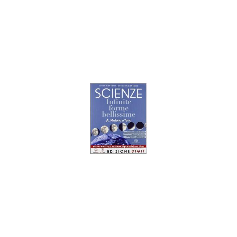 SCIENZE (A+B+E) +RISORSE DIGITALI