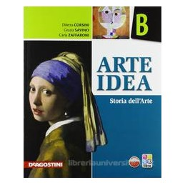ARTE IDEA (B+C) +LIBRO DIGITALE