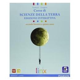 CORSO DI SCIENZE DELLA TERRA X TR +ITE