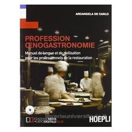 PROFESSION OENOGASTRONOMIE X 4,5 IPSAR