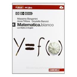 MATEMATICA BIANCO 4