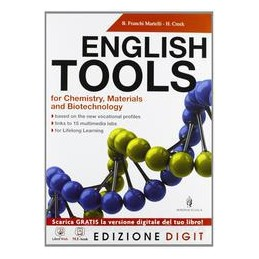 ENGLISH TOOLS FOR CHEMISTRY +BASIC ENGL.