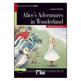 ALICE`S ADVENTURES IN WONDERLAND +CD