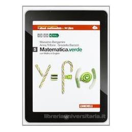 MATEMATICA VERDE 5 +EBOOK