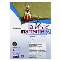 VOCE NARRANTE 2 +LAB.+E BOOK