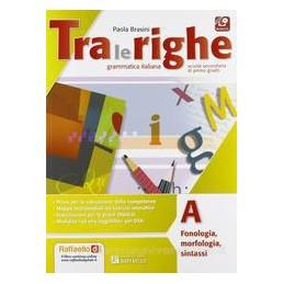 TRA LE RIGHE (A+B) +QUAD.OPERATIVO