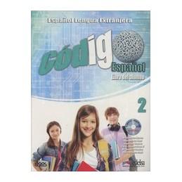 CODIGO ESPANOL 2 +EJERCICIOS +CD