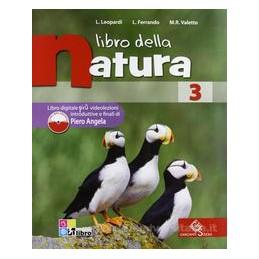 LIBRO DELLA NATURA 3 +LIBRO DIGITALE 3