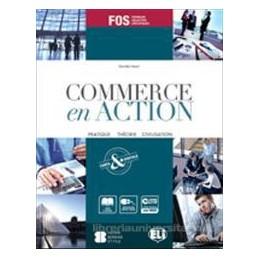 COMMERCE EN ACTION +LIVRE ACTIF