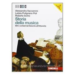 STORIA DELLA MUSICA 2 +CD +PDF