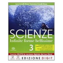 SCIENZE INFINITE FORME BELLISSIME 3 +EVO