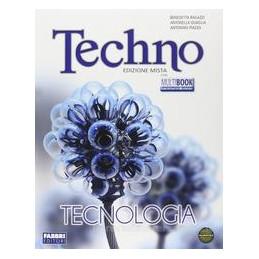 TECHNO  TECNOL.+DIS.+TAV.+INF.+DVD+ED.ST